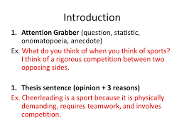 writing an argumentative essay ppt video online  2 introduction