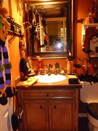 Halloween Bathroom Accessories Scary Indoor Halloween Decorations Festival Collections