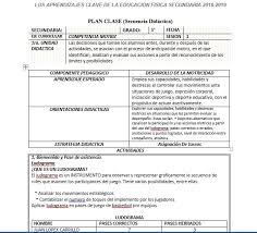 Planeaciones De Educacion Fisica Preescolar Primaria Y