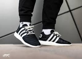 adidas y3. adidas y-3 yohji run (core black / ftwr white core black) y3 t