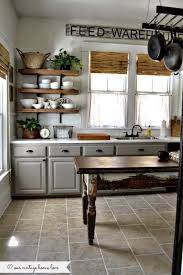 best 25 industrial farmhouse kitchen ideas