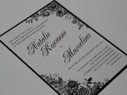 Layered lace print custom wedding invitation layered lace print custom wedding invitation wedding invitations on print custom wedding invitations