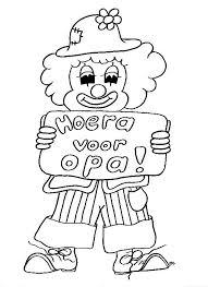 Kleurplaten Opa Jarig Brekelmansadviesgroep