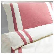 details about ikea bjornloka single bedding duvet cover set pillow cases