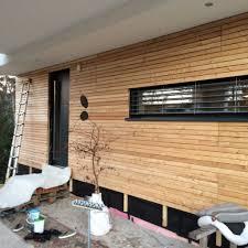 Breite Holzverkleidung Holzfassade Bauforum Auf Energiesparhausat