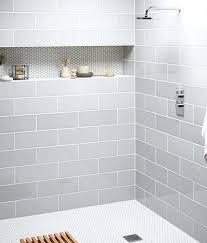 bathroom shower tile tiles lowes wall grey w88 shower