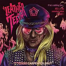 <b>Carpenter Brut</b> - <b>Leather</b> Teeth - Amazon.com Music
