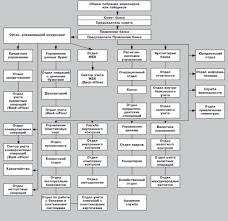 Отчет по практике Деятельность банка и его положение в  Рисунок 1 Организационная структура бизнес единиц Банка