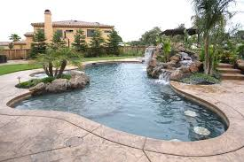 backyard salt water pool. Modren Water Pool Saltwater Purification System Inside Backyard Salt Water