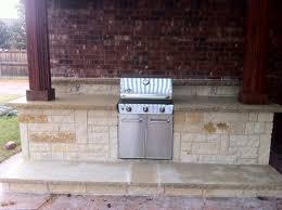 Outdoor Kitchens  BBQs Beautiful Backyard Living Frisco TX - Outdoor kitchen austin