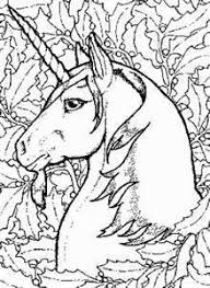 Small Picture Hard Coloring Pages Of Unicorns Hard Coloring Pages 15331