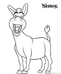 Small Picture Shrek Coloring Pages free printable coloring page Shrek 3 36