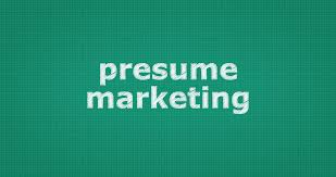 Another Word For Presume Writing Or Sketching A Word PRESUME MARKETING Motion Background 24