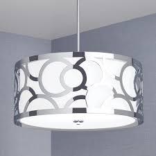 9 spotswood 3 light chandelier chrome