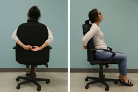 Sit in chair backward hand job