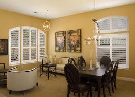 Window In Living Room Custom Plantation Shutters For Living Room Windows