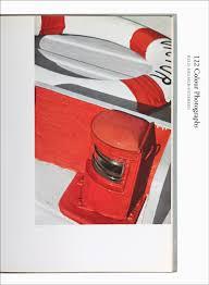 Keld Helmer Petersen 122 Colour Photographs Books On
