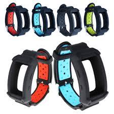 Dây đeo silicon cho đồng hồ thông minh Samsung Gear Fit 2 / Pro giảm chỉ còn