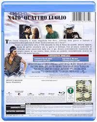 Nato il 4 luglio [Blu-ray] [IT Import]: Amazon.de: Tom Cruise, Frank  Whaley, Raymond J. Barry, Kyra Sedgwick, Jerry Levine, Oliver Stone, Tom  Cruise, Frank Whaley: DVD & Blu-ray