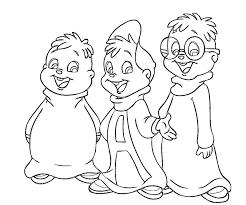 Alvin And The Chipmunks 5jpg Az Colorare