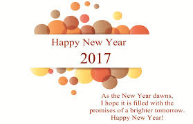 Happy New Year 2017 Quotes Extraordinary Happy New Year Wishes With Quote Tufing