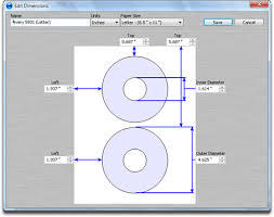 Avery Publisher Templates Adjusting The Dimensions Of An Avery Template