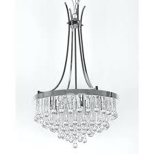 beautiful schonbek swarovski strass crystal chandelier for medium size of chandeliers chandelier prisms round crystal chandelier