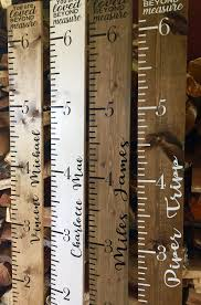 Pin By Brandy Boggs On Kids Growth Chart Ruler Growth