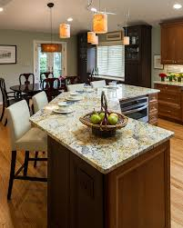Open Floor Kitchen Open Floor Plan Kitchen Renovation In Northern Virginia