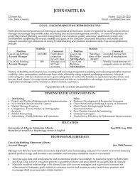 Account Manager And Resume. Advertising Account Manager Resume