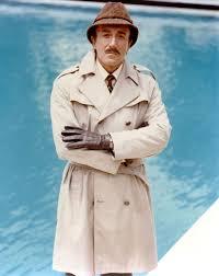 Ispettore Clouseau (Peter Sellers) nella serie della Pantera ...