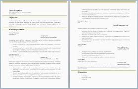 How Long Should A Resume Be Custom Best Resume Paper Color Unique 48 New Resume Examples Word Screepics