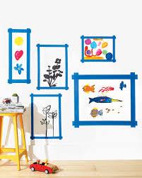 Kids Wall Art Ideas Simple Wall Art Ideas To Dress Up Your Space Martha Stewart