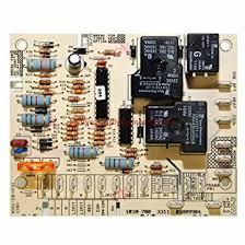 goodman control board. oem upgraded replacement for goodman furnace control circuit board b1809904