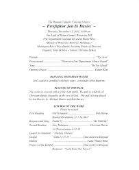 Catholic Wedding Mass Program Wedding Ceremony Booklet Template Catholic Funeral Mass Free For