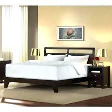 Platform Bed Frame Full Low Profile Bed Frame Low Profile Bed Frame ...