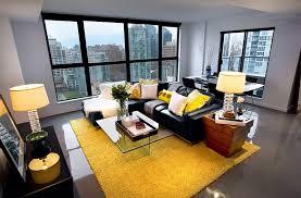 79 Living Room Interior Designs U0026 Furniture Casual U0026 Formal Yellow Themed Living Room