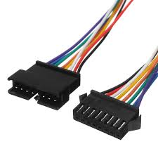 8 pin male female wire harness wiring library 8 pin male female wire harness