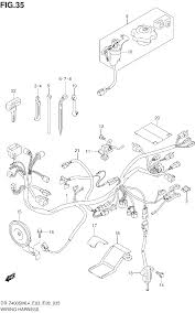2014 suzuki dr z400sm wiring harness z400sml4 e03 parts best and DRZ 400 Gas Tank Cap at Drz 400 Wiring Diagram