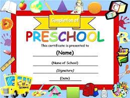 Sports Certificate Art Award Sample Certificates For Kids Free