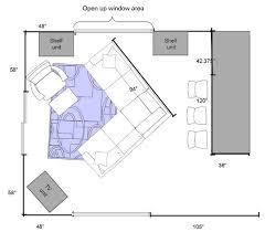 amazing l shaped ranch floor plans house modern unique of