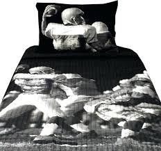 bedding full size football sheets twin nfl multi team set camouflage all purpose comforter by bed