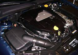 gm high feature engine 2 8 l turbo v6 in a 2006 saab 9 3