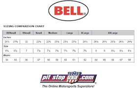 Bell Kid Helmet Size Chart Kids