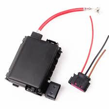 online get cheap battery fuse box aliexpress com alibaba group vw jetta bora golf mk4 beetle octavia seat leon toledo oem battery fuse box assembly plug for 1j0 937 617 d 1j0937617d