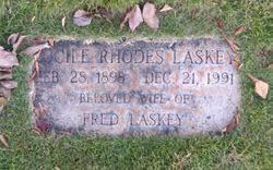 Lucile Mildred Rhodes Laskey (1898-1991) - Find A Grave Memorial
