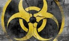 Hazardous Materials Hazmat Removal Workers Identify And Dispose Of