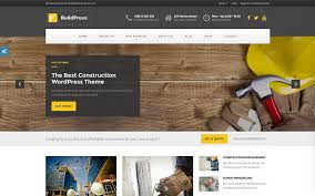 Weebly Website Templates Best 48 Best Construction Company WordPress Themes 48 Colorlib