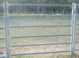 farm fence gate. Fine Gate Metal Livestock Field Farm Fence Gate For Cattle Sheep Or Horse On