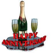 Happy Anniversary Animated Gif 22 179 X 185 Carwadnet